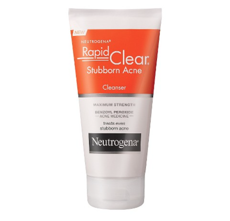 Cleanser | NEUTROGENA Stubborn Acne | $9