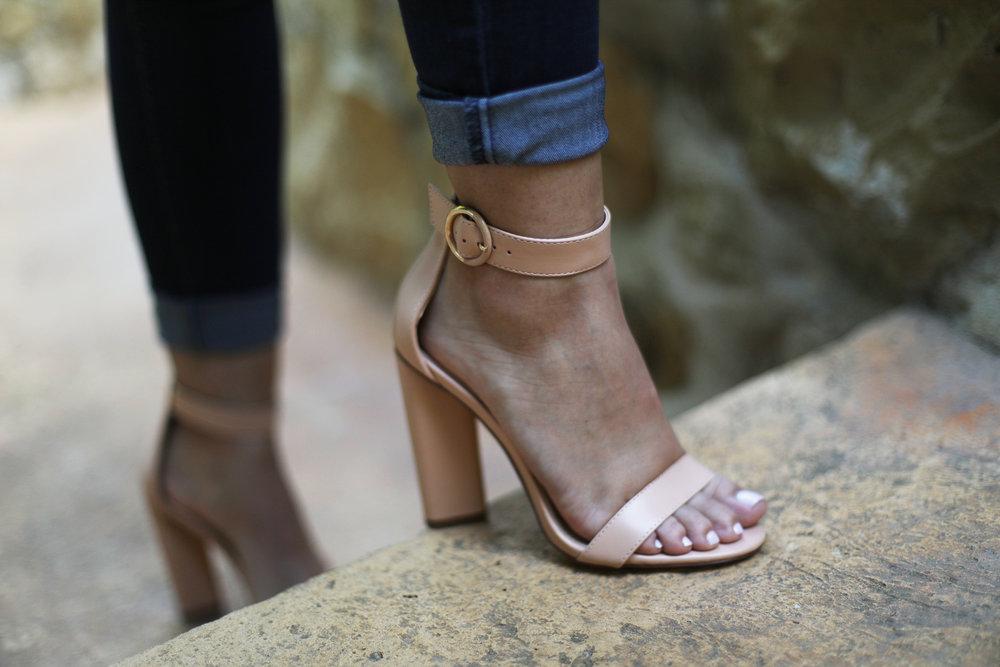 Heels: Divine Dream - Nude LolaShoetique