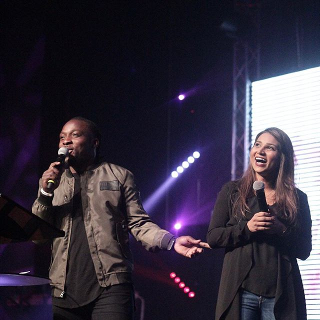 Night 1 of Relationship Seminar was a m a z i n g! @psagew2 & @sarahyaqootwilliams shared their story with us and even gave us a word on having a ready heart. Make sure to come out this Friday for night 2 of Relationship Seminar. You don't want to miss @albertobello and Ashley Bello as our guest speakers that night! We'll see you there at 7PM! • • • #relationshipseminar2019 #bridgetheway