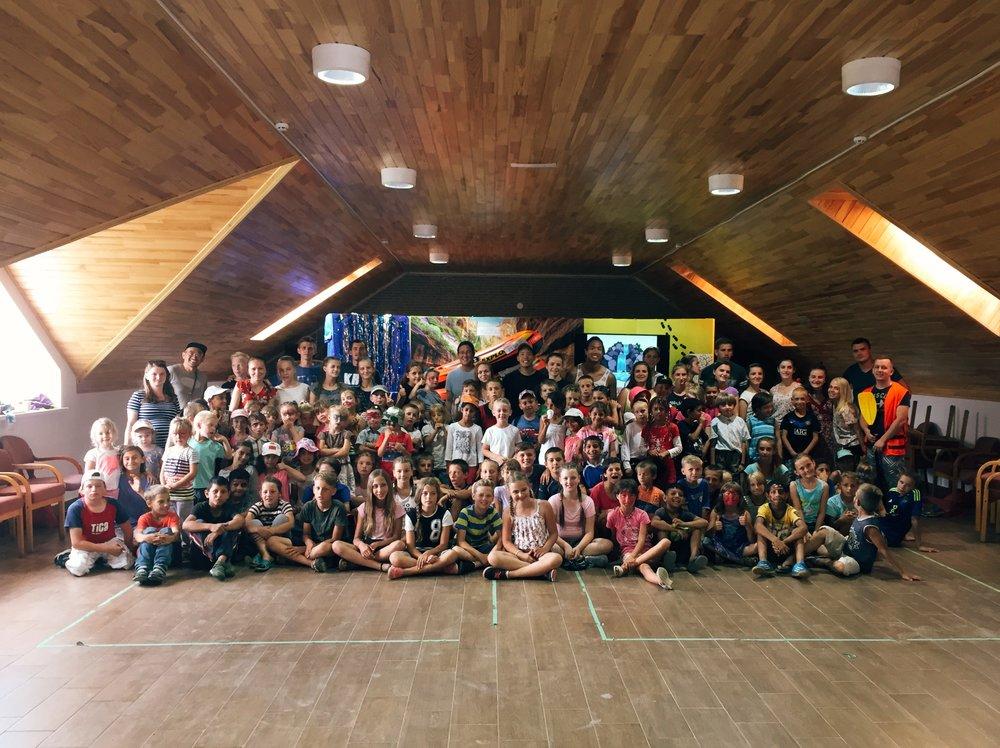 Ukraine Short Term Mission Team   Our 2018 Adventure    Read More