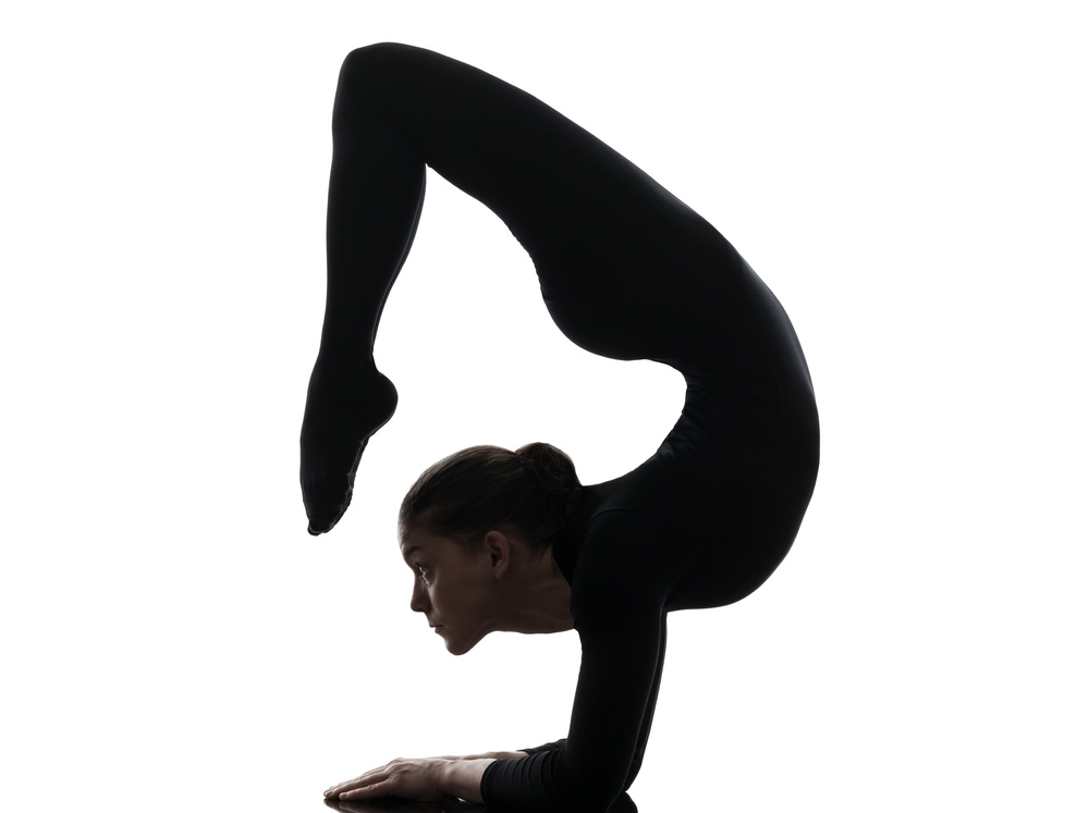 Contortion solo