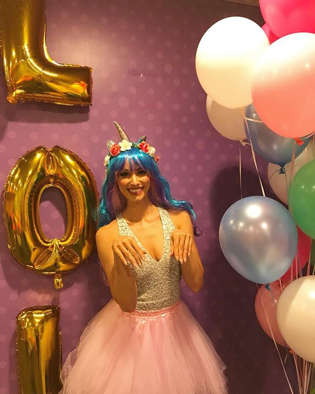 UNICORNS & SPARKLES🦄🌈💫🦋 #loldollsurprise #unicorn #party #smile #happy #cute #laugh #sparkles #loldolls #unicornparty #danceparty #purpleturtlepartieshk #hkig #hongkong #hkkids