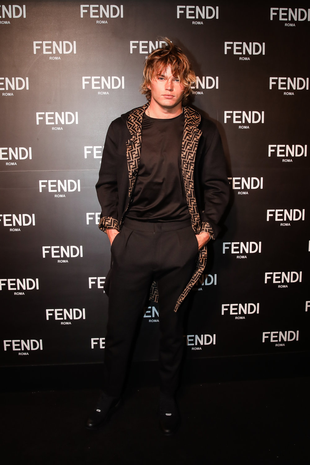 Jordan Barrett  Fendi Collins Street Launch 30.8.18-3548.jpg