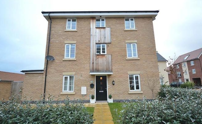 1 Canal Way, Northampton, NN4 9DF     4 bedrooms - £299,950