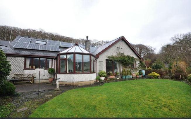 Maes Merlyn Garre Feurig Dolgellau, LL40 2YA     5-bedroom bungalow - £275,000