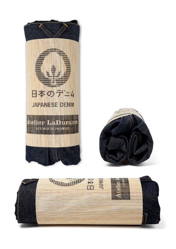 Japanese Denim Packaging  (Dutch Design Award 2009)
