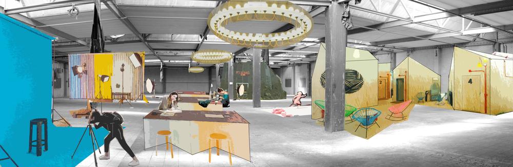 Impressie Studio Stad | Fashion House Maastricht