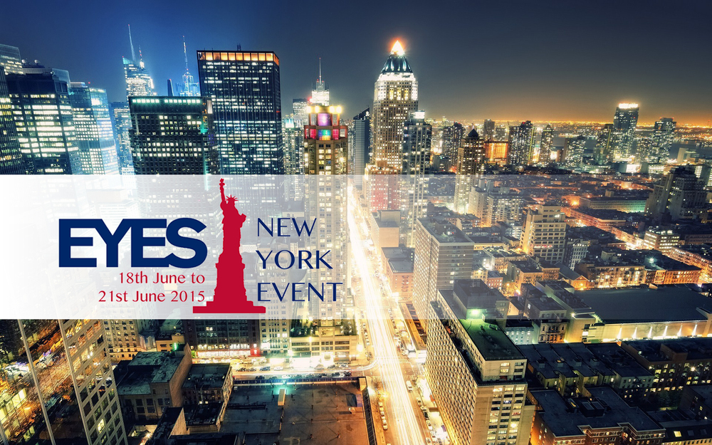 New York City Event - June 2015