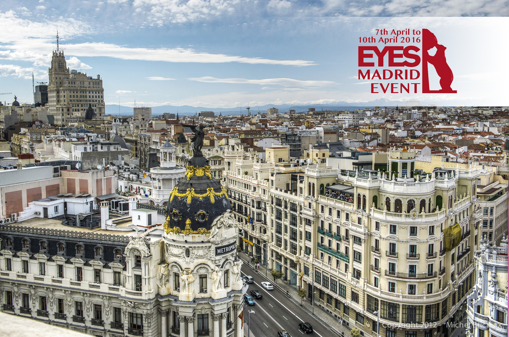 EYES Madrid Event - April 2016