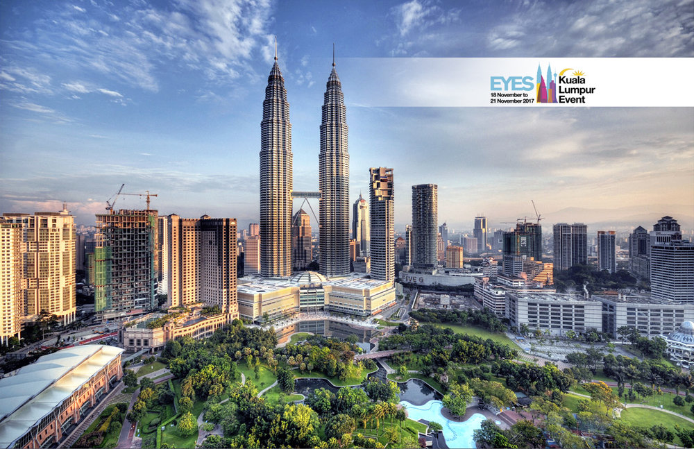 Kuala Lumpur Event(coming next) - 18th - 21st November 2017