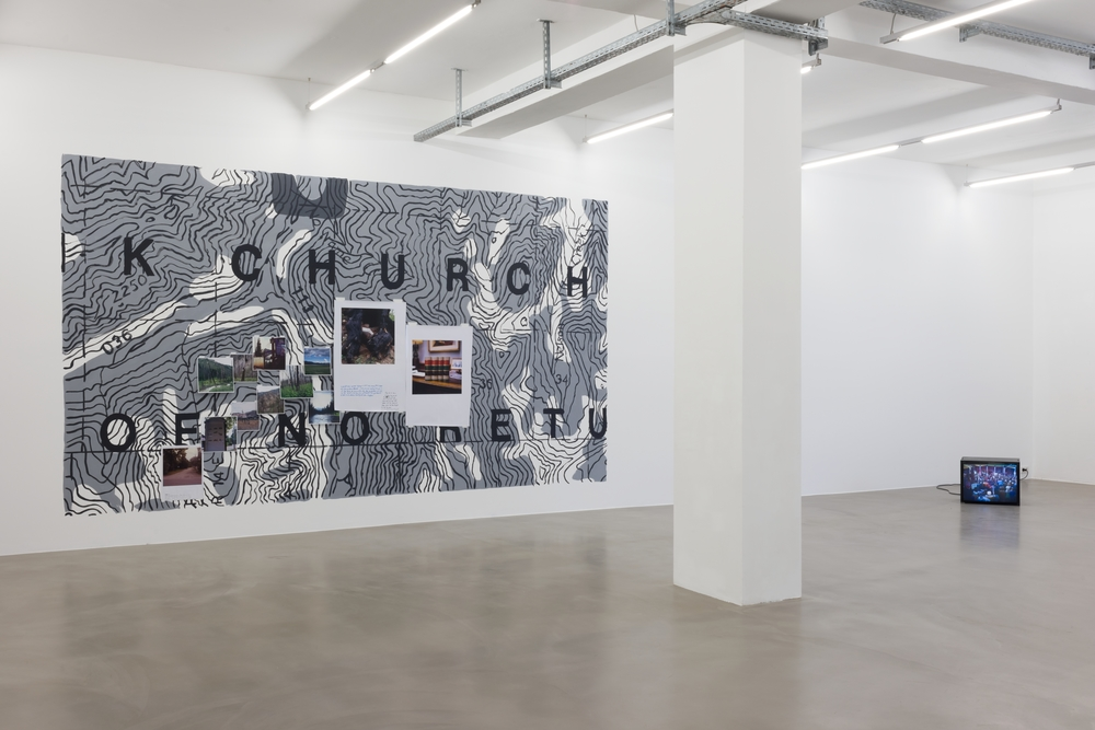 The Frank Church - River of No Return Wilderness , 2012 installation view