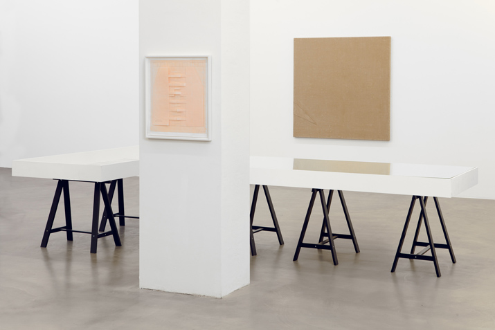Friedrich Teepe , 2014 installation view