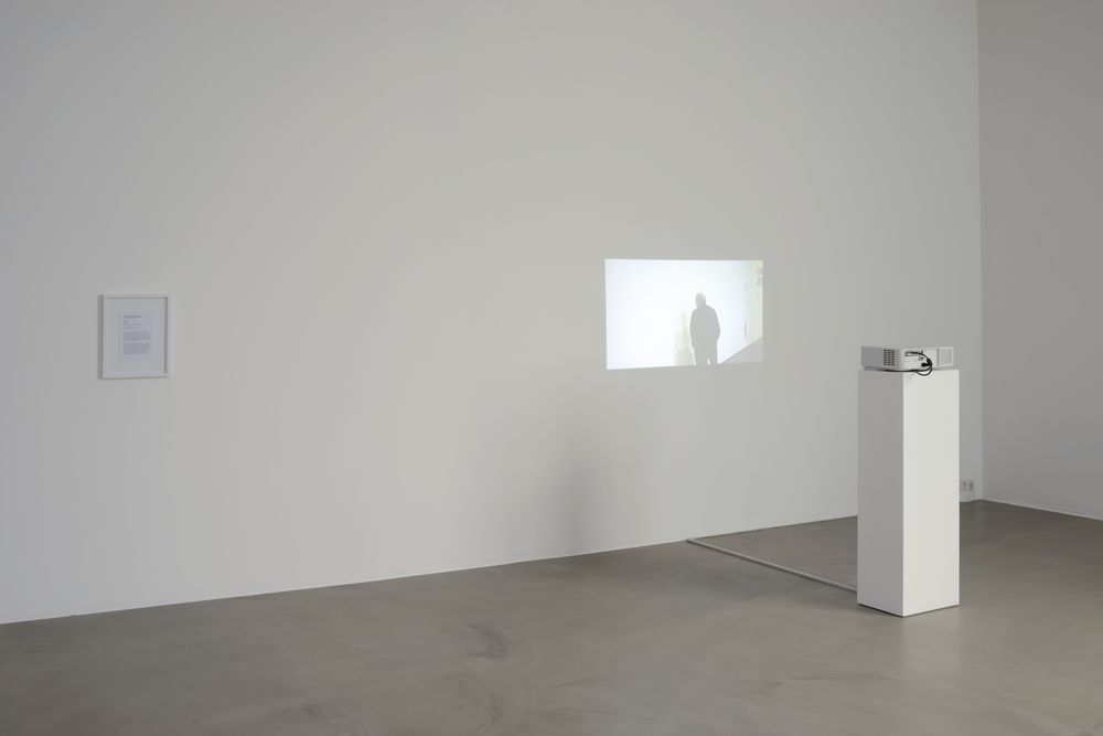 discrete collection,  2014 installation view
