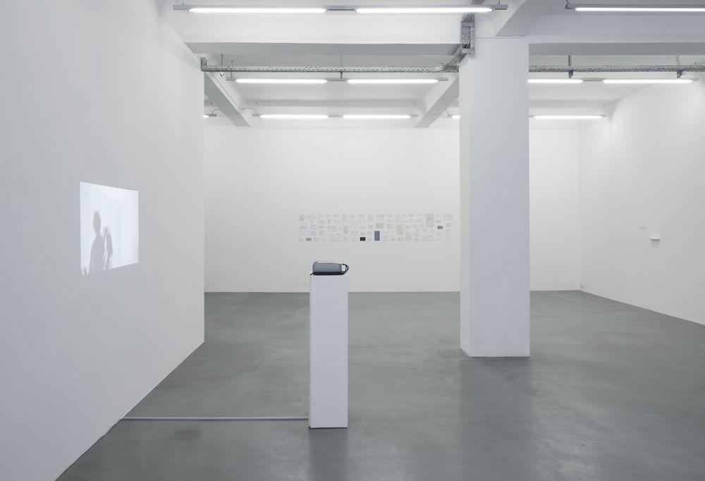 discrete collection, 2014 installation view