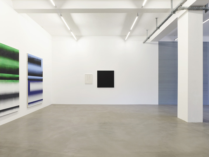 Flash Frozen Fire , 2013 installation view