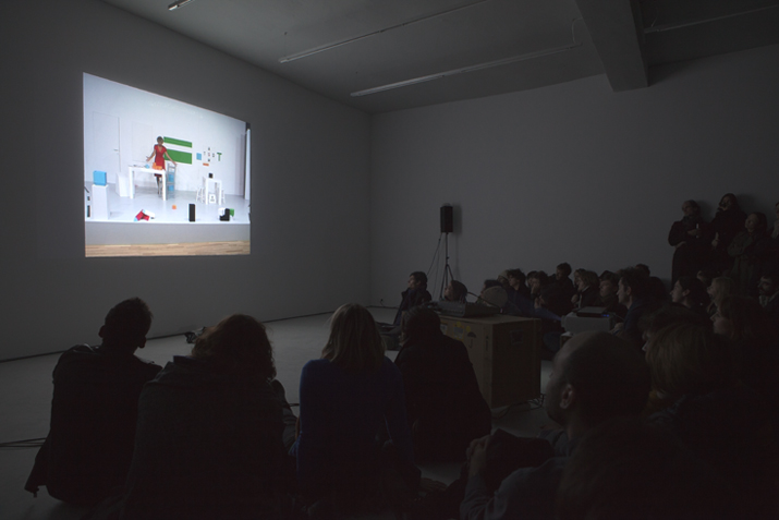 Natalie Czech / Jean-Pascal Flavien, Filmperformance Guy de Cointet