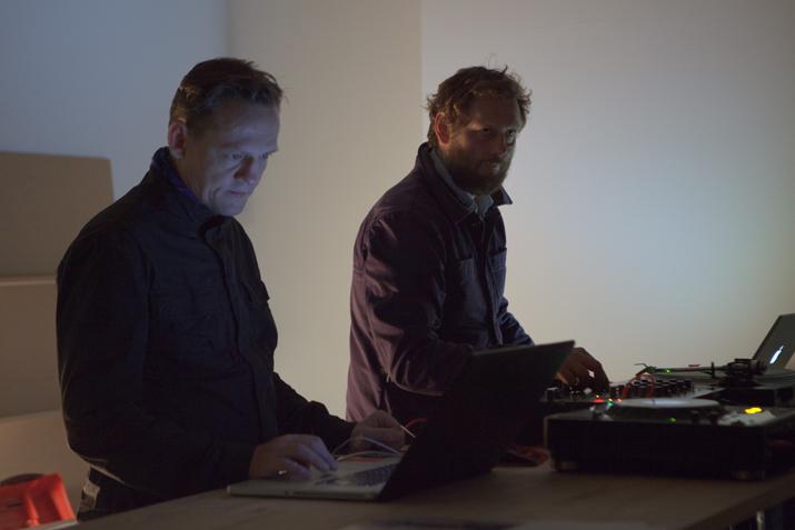 DJ Set by Carsten Nicolai and Olaf Nicolai