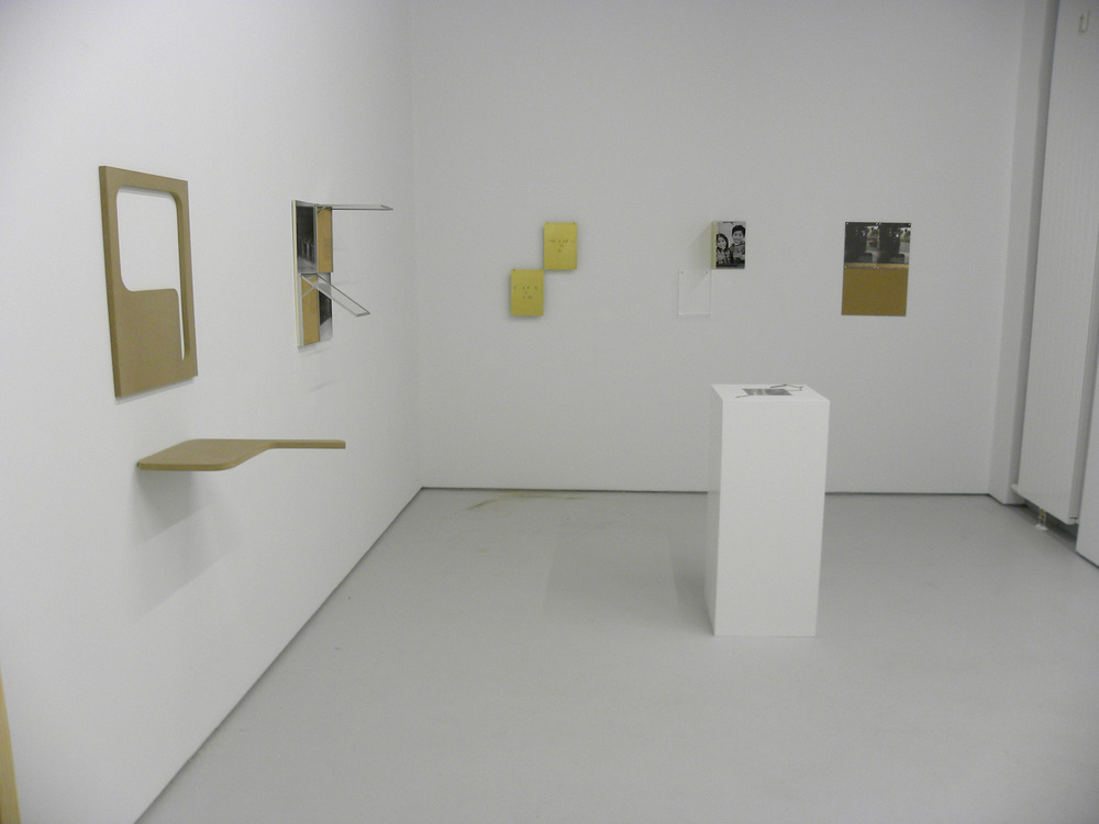 Art Pieces , 2011 installation view