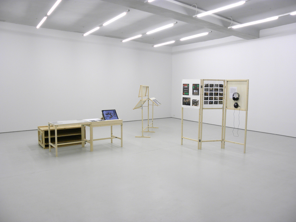 tonotono , 2011 installation view