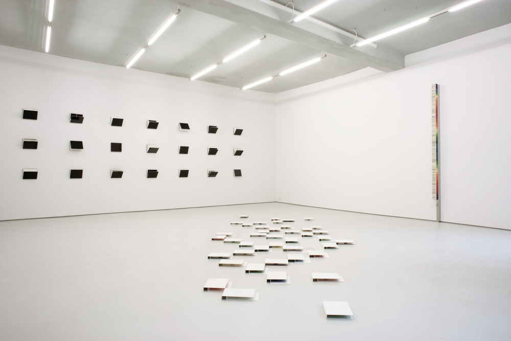 Wrong Colour Makes No Difference?, 2011 installation view