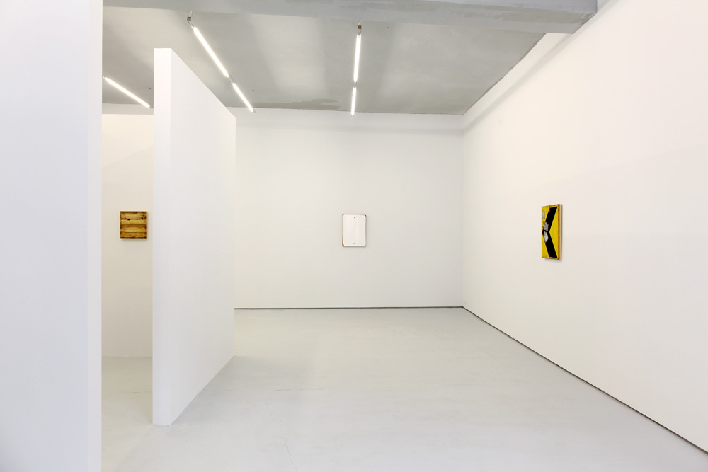 Double Back,  2011 installation view
