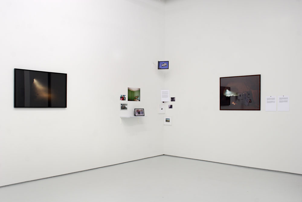 The Forlorn Lover's Guide to the Underground and to Doubles,  2009–2010 an evolving storyboard installation, variable dimensions