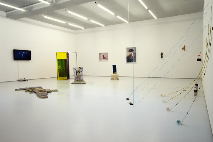 Psychometry , 2009 installation view