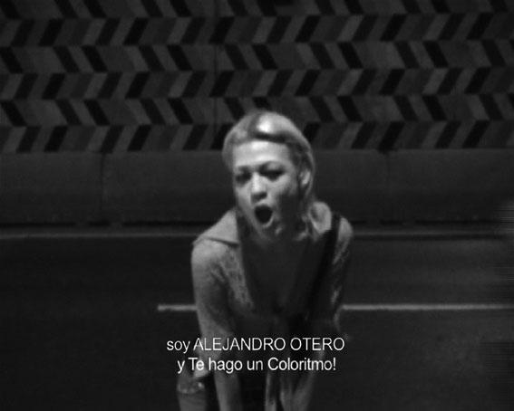 Avenida Libertador, 2005  DVD,4:30 min
