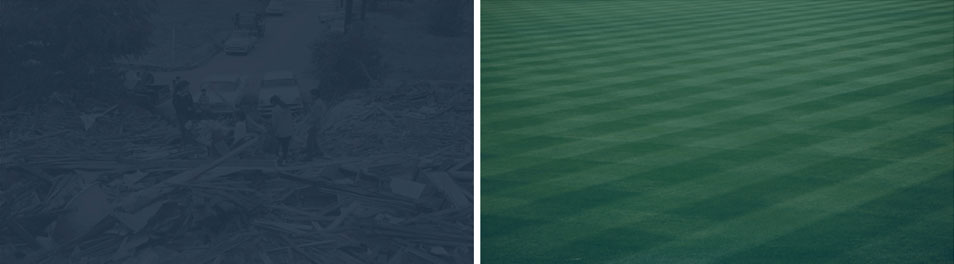 Think Blue (diptych #3)