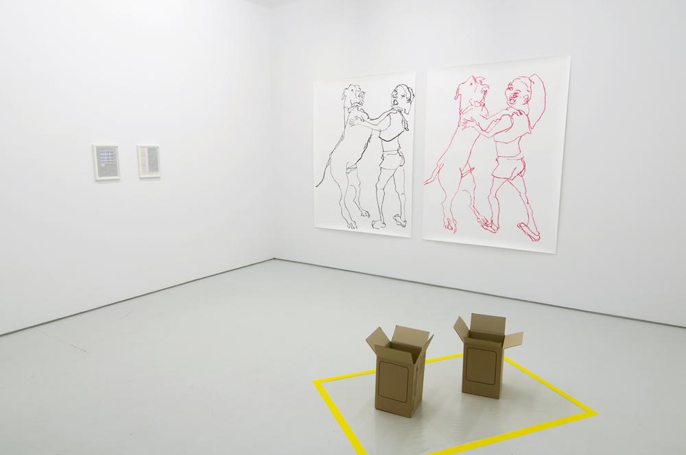 AutokonßtrukSchön , 2012 installation view
