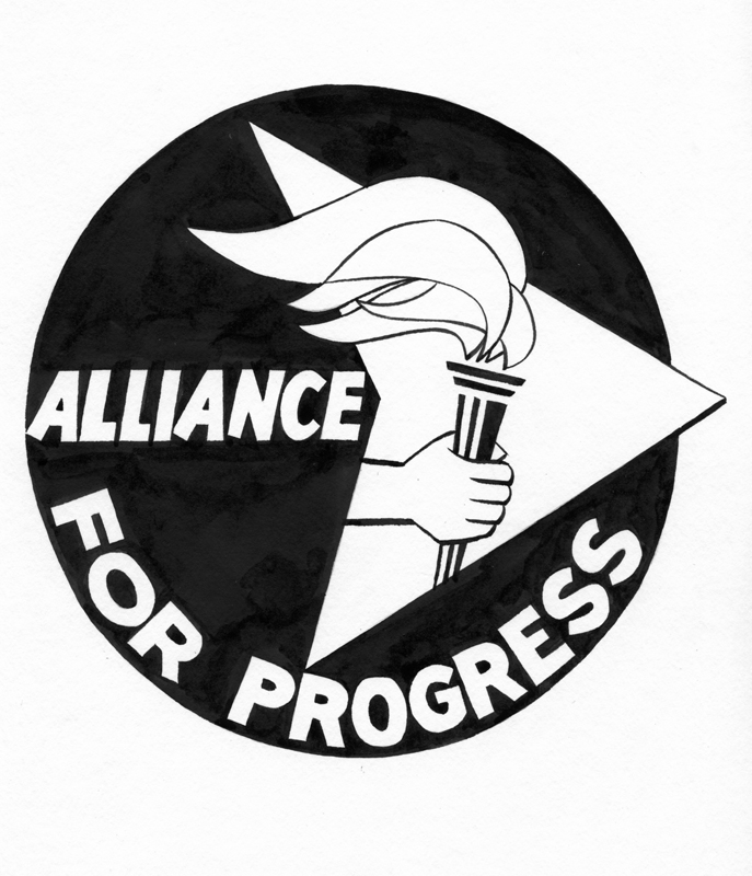 Fernando Bryce,  Alliance for progress