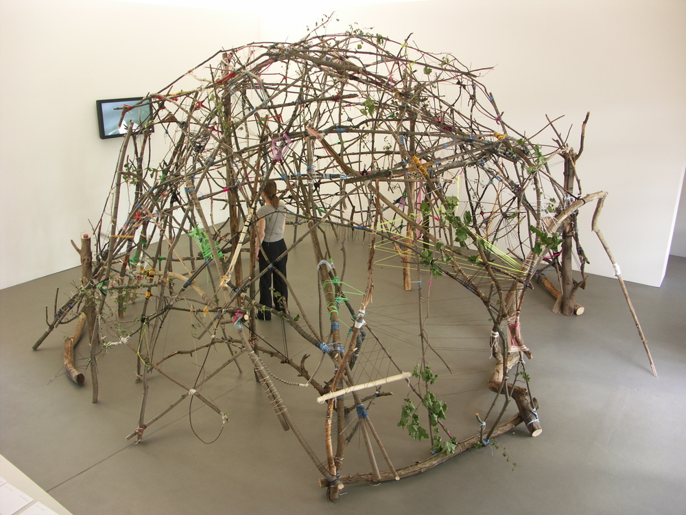Casper , 2006 installation view