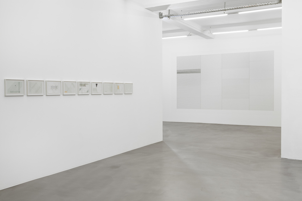 Up on the toe, the air is thinner,  2015 installation view