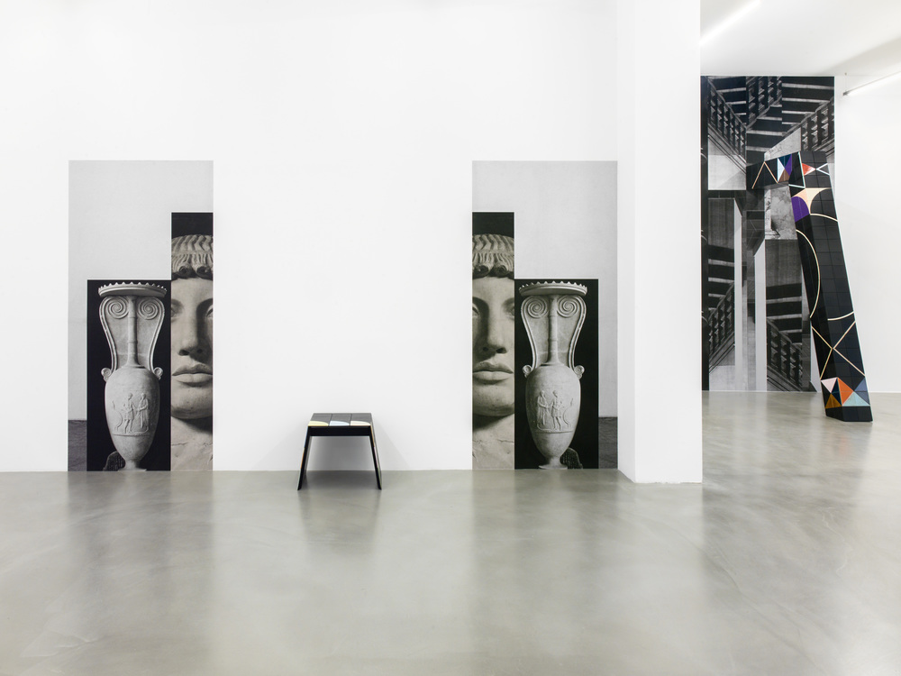 All That Is , 2015 installation view