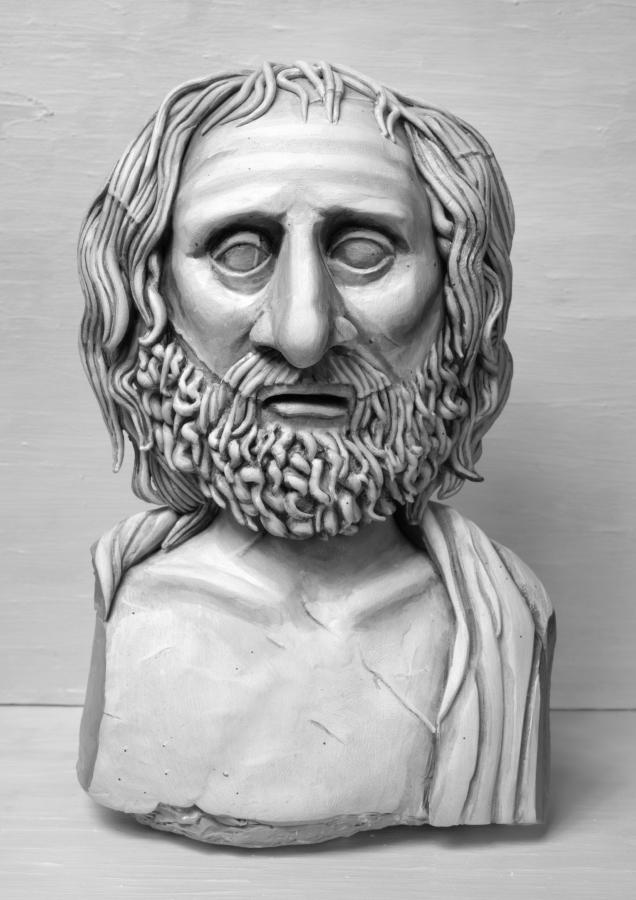 Euripides , 2015 photograph, 57 cm x 39 cm