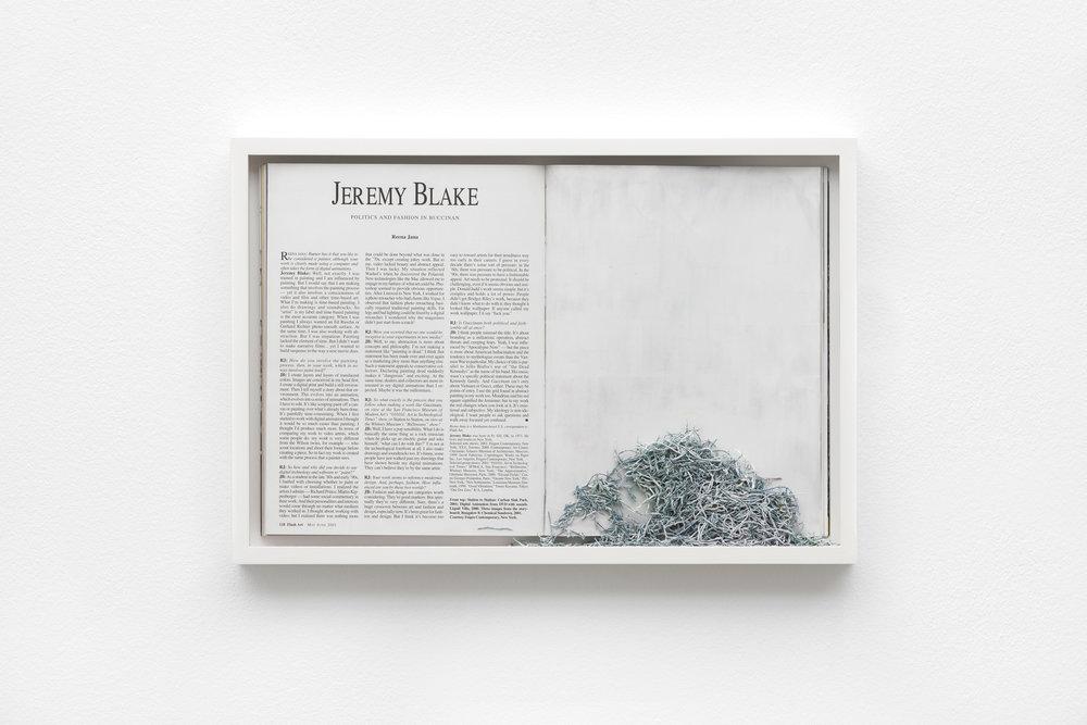 Erased Blake, 2016