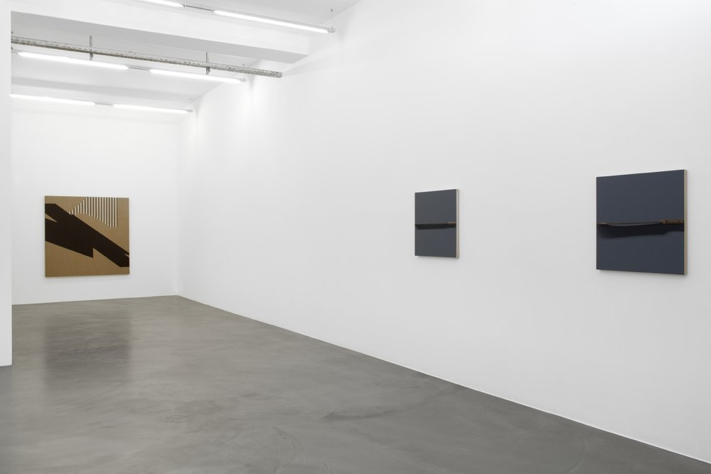 The Shade of a Line  installation view