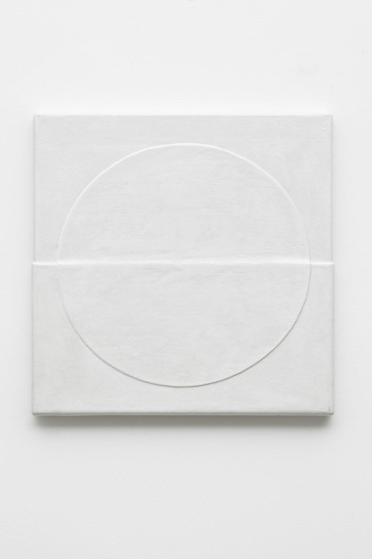 1971-1 , 1971 acrylic on canvas, 50 x 50 cm