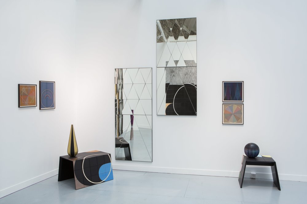 FIAC 2015, installation view