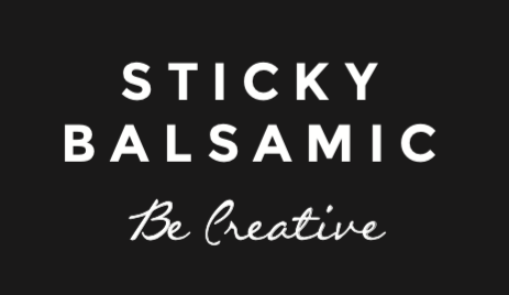 Sticky Balsamic