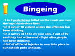 bingeing