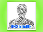 Discrimination is using these assumptions to make decisions