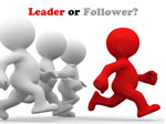 Are you a leader or a follower?