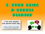 Stop being a 'people pleaser'