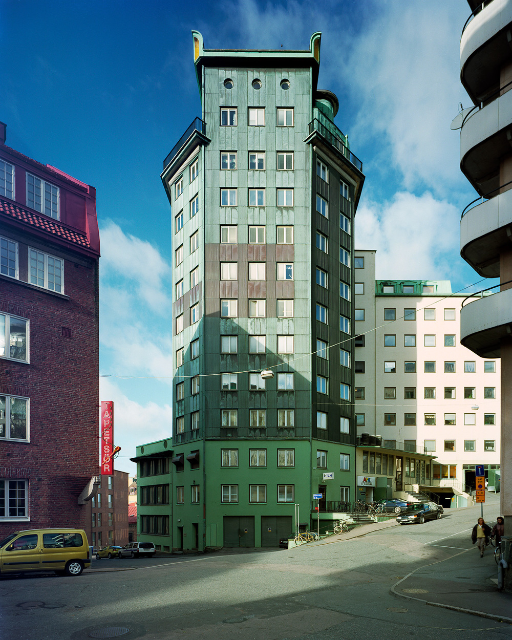 Otterhall  Harald Ericson