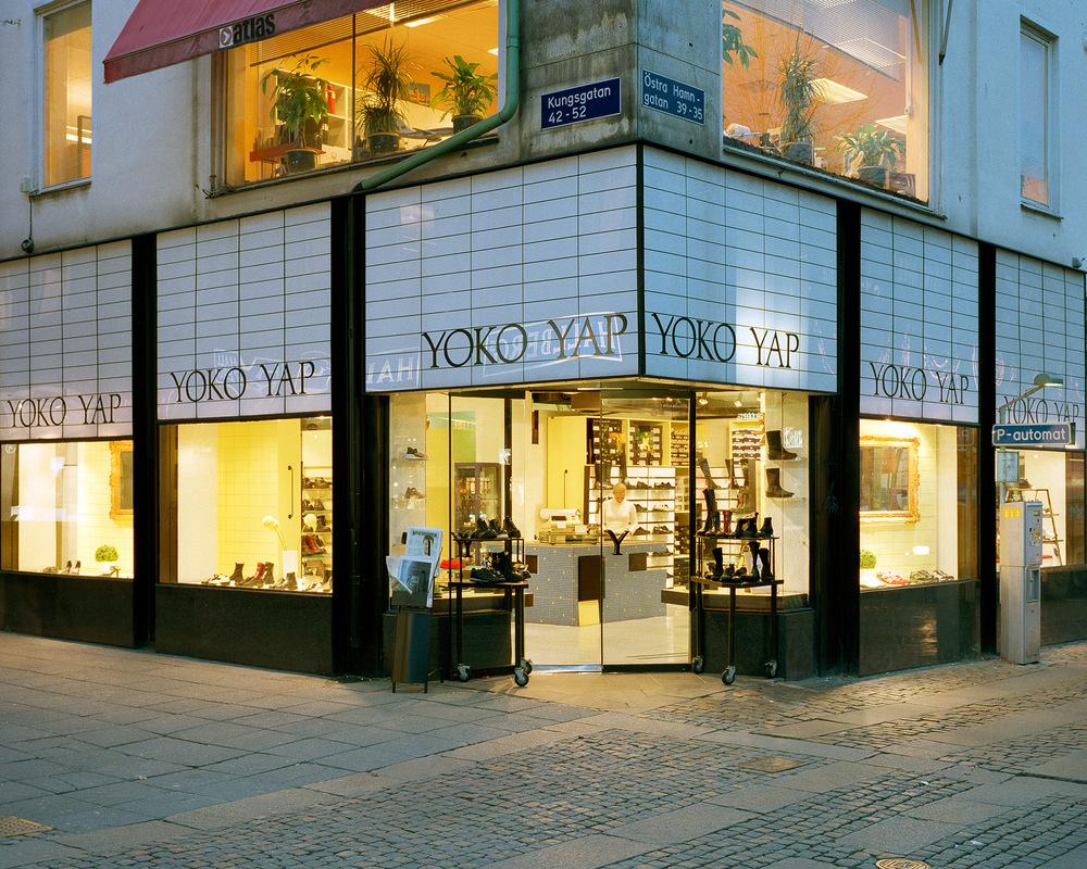 Yoko Yap  Gert Wingårdh