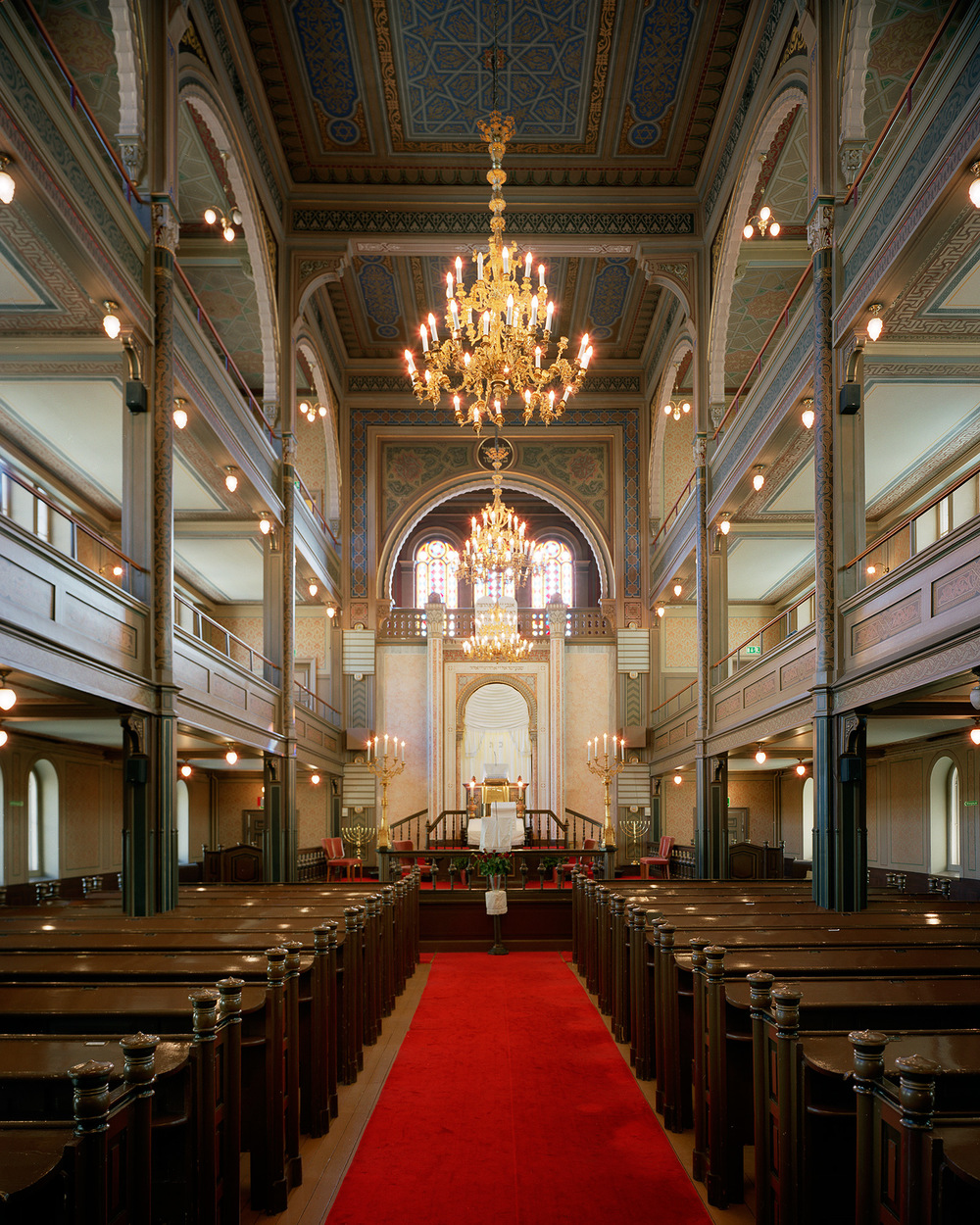Synagogan  August Krüger