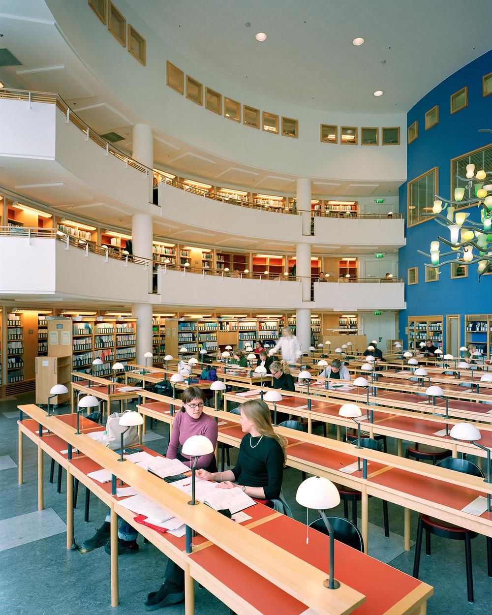 Handelshögskolan  Erséus, Frenning & Sjögren