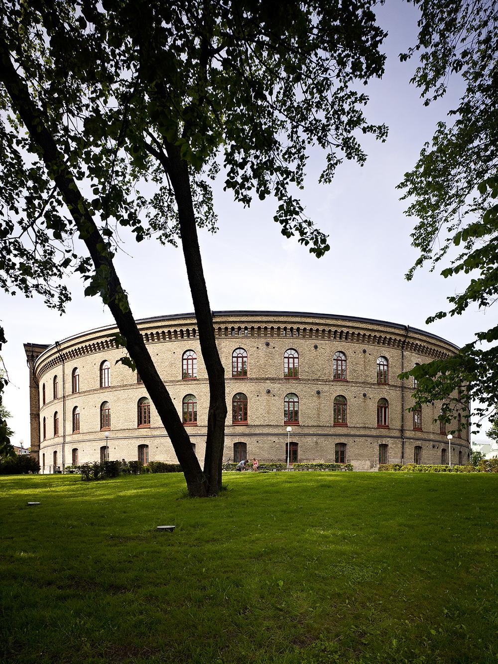 Sahlgrenska sjukhuset  Victor von Gegerfelt
