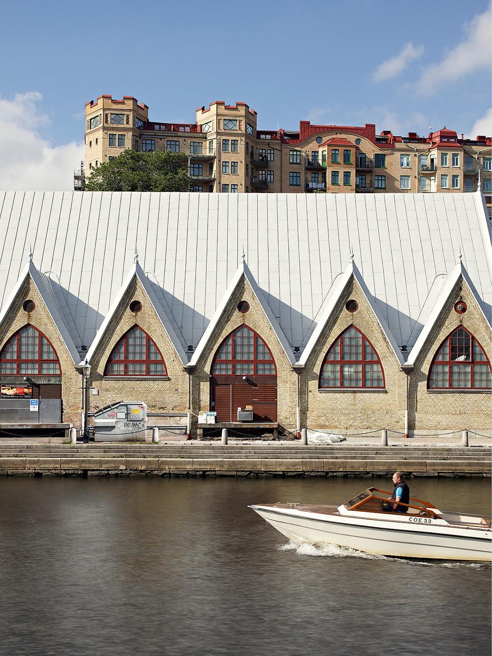 Fiskhallen  Victor von Gegerfelt